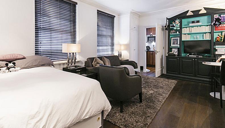 Самая маленькая квартира в Лондоне