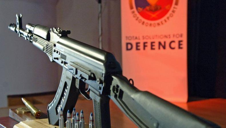 Великобритания отказалась пускать Россию на выставку военной техники