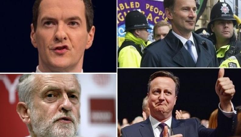 самый ненавистный политик в Великобритании