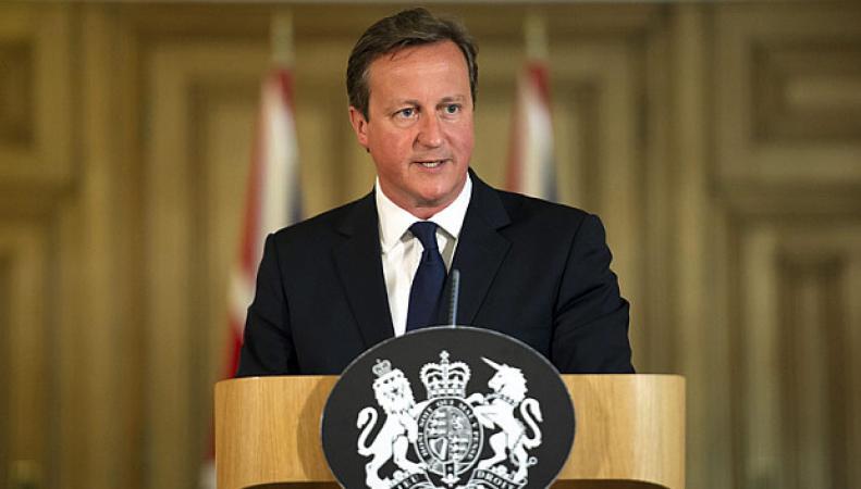 Кэмерон обратится к парламенту за разрешением бомбить Сирию