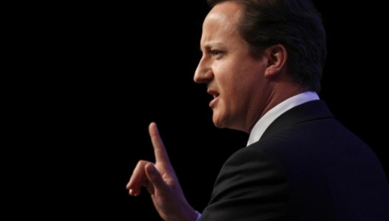 Кэмерон раскритиковал Евросоюз