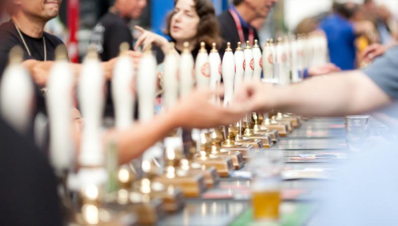 Международный фестиваль пива в Лондоне