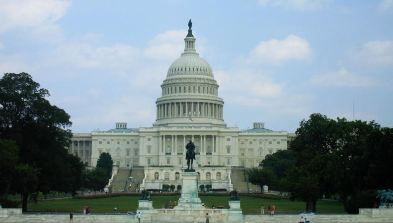 США не помогают «Правому сектору»