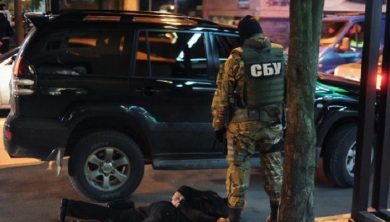 СБУ задержала трех диверсантов в Харькове