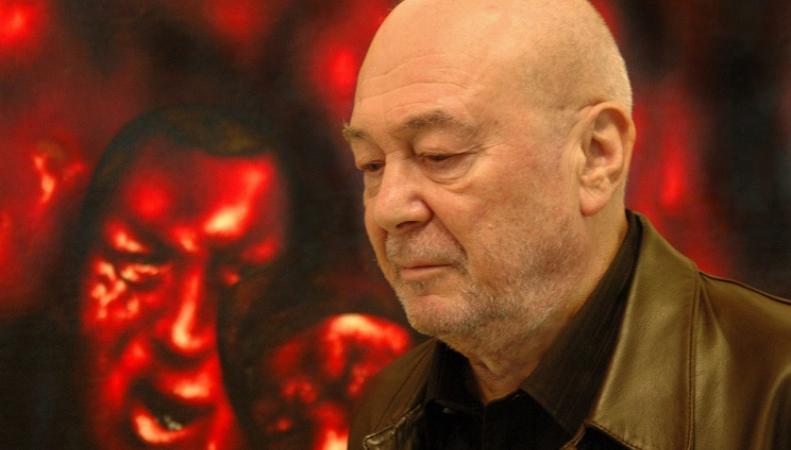 Русский художник Олег Целков