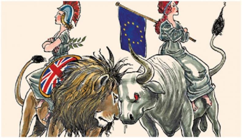Великобритания против дополнительного налога ЕС