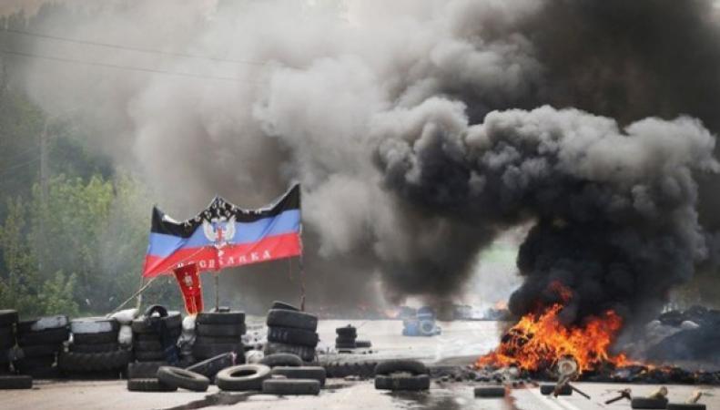 Бой в Краматорске