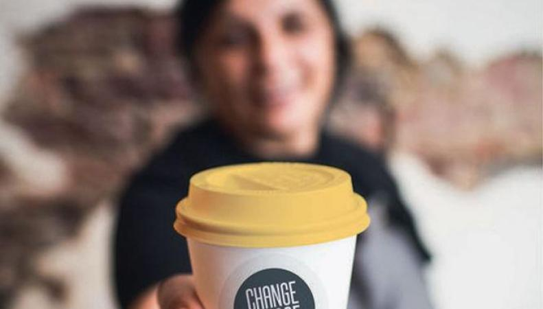 кофе навынос Change Please