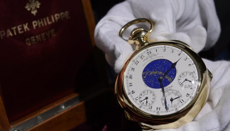 Часы Henry Graves Supercomplication