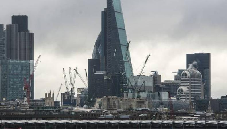 Небоскреб Cheesegrater