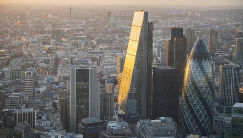 Лондонский деловой центр