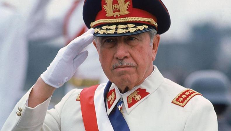Внук Аугусто Пиночета намерен участвовать в парламентских выборах 2017 года, http://polit.ru