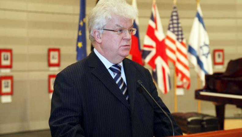 Российский дипломат Чижов