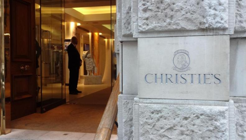 аукционный дом Christie`s