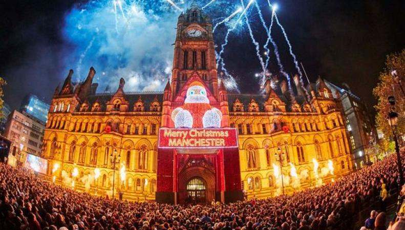 Рождество в Манчестере