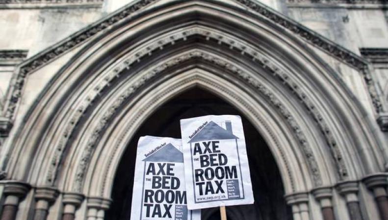 Отмена налога на спальню
