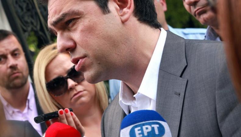 Похоже, руководители ЕС замышляют смену режима в Греции?