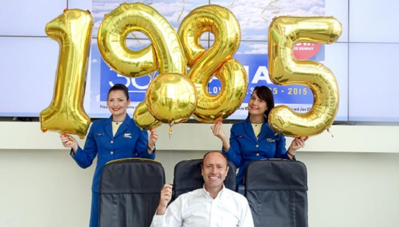 акция Ryanair