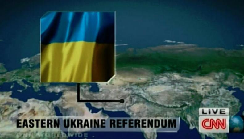CNN не знает, где находится Украина