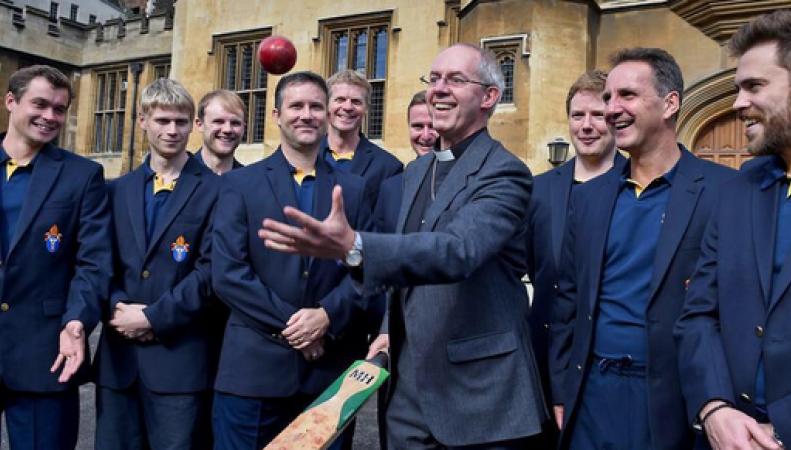 команда Церкви Англии