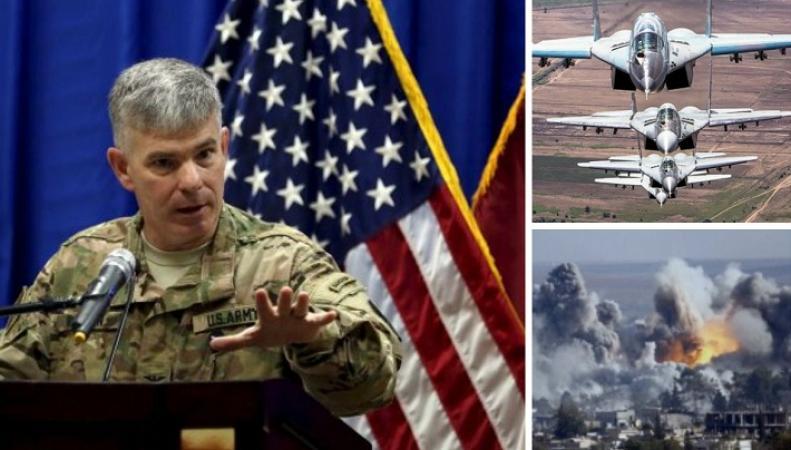 Пентагон высмеял тактику российских бомбардировок в Сирии