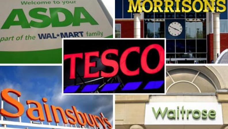 сетевые супермаркеты