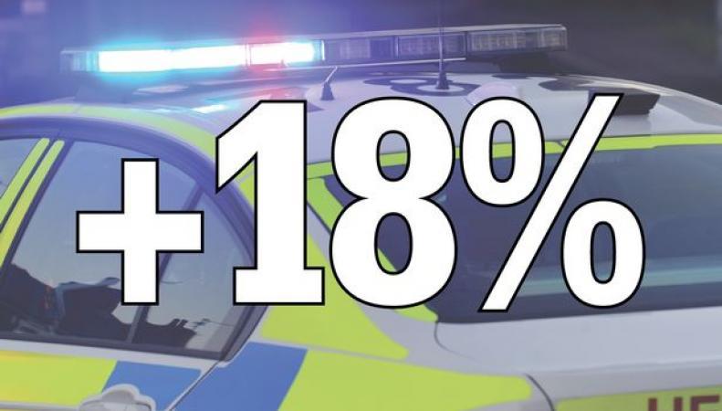 Криминальная статистика Уэльса