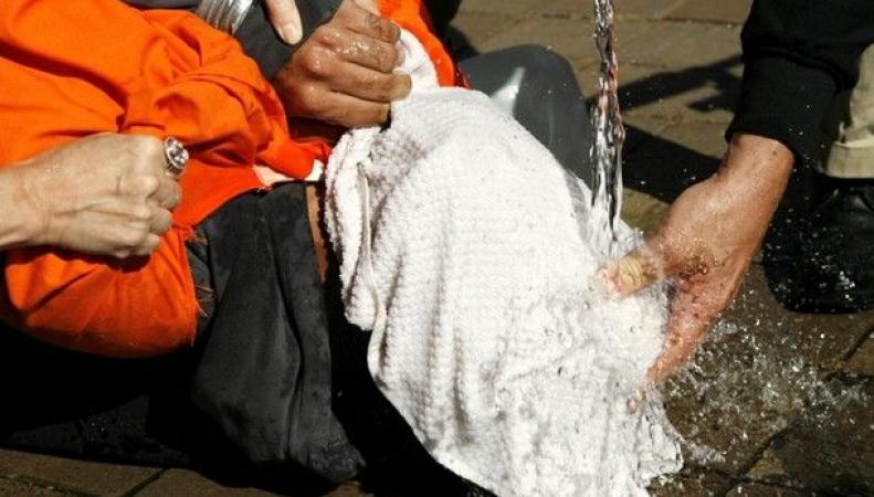 Пытки ЦРУ