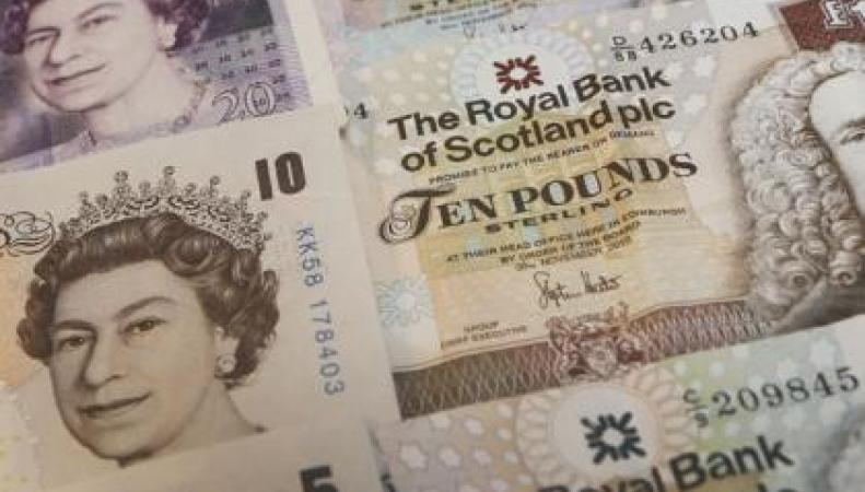 валюта Шотландии