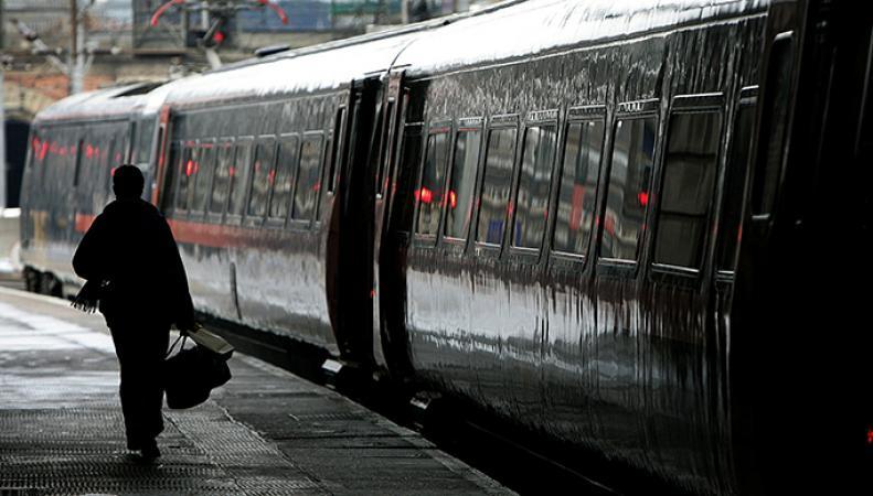 Лондонский вокзал