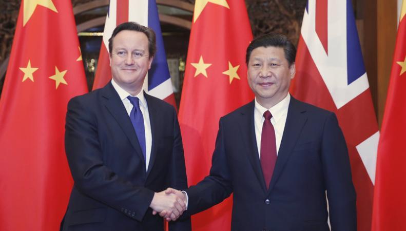 Мнение: Лондон затеял игру с попыткой столкнуть Россию и Китай