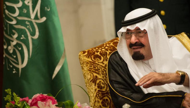Власти Саудовской Аравии выступают против вмешательств иностранных государств в дела Ирака