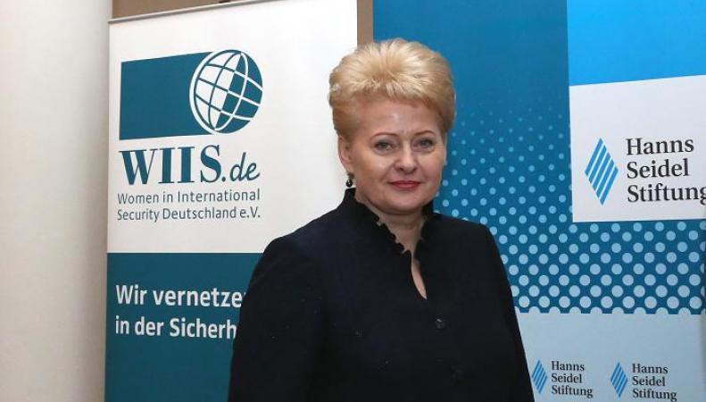 Президент Литвы едет в Лондон