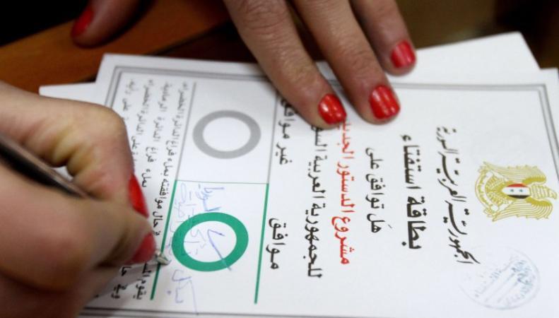 В Дамаске, накануне президентских выборов, отключена международная телефонная связь