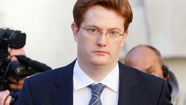 секретарь казначейства Дэнни Александер