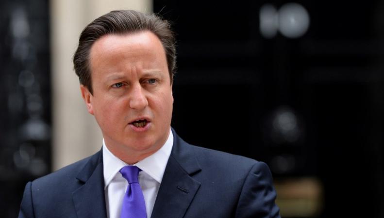 Кэмерон: Евросоюз должен твердо отреагировать на ситуацию в Украине