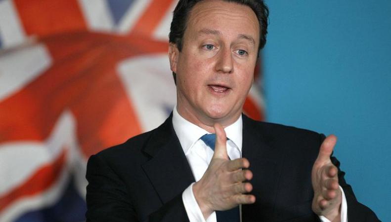 Премьер Британии Кэмерон заявил о родстве с Ким Кардашьян