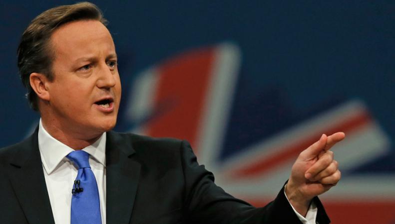 Дэвид Кэмерон выступил с призывом о прекращении смертей в Средиземном море