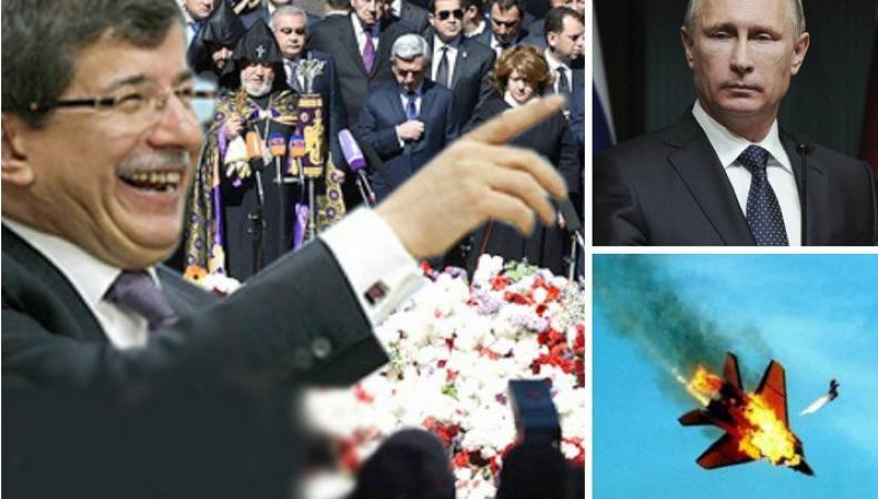 """Турция не восприняла всерьез слова Путина """"лизнуть американцев"""""""