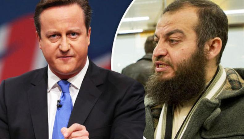 Кэмерон против экстремистских проповедников