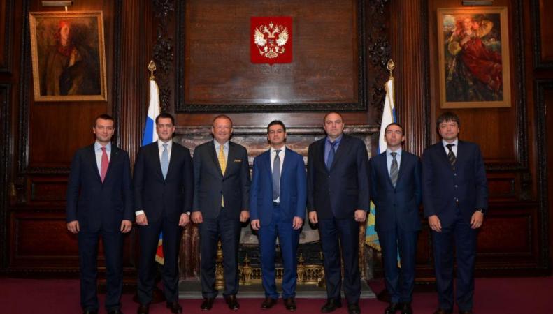 Делегация правительства Москвы посетила Лондон