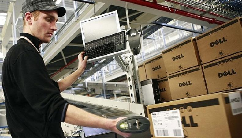 Производство компьютеров Dell