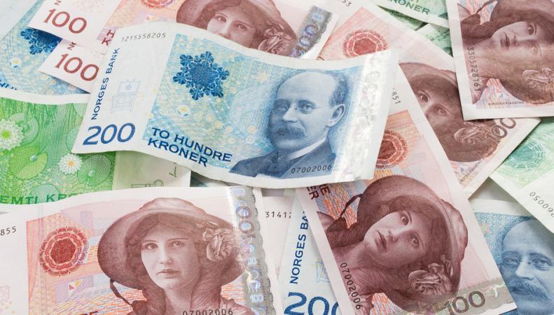 Норвежские деньги