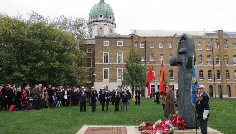 В Великобритании почтили память павших в войнах