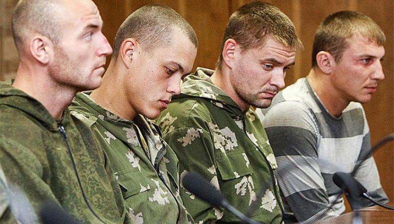 Все российские десантники, задержанные на Украине, переданы РФ