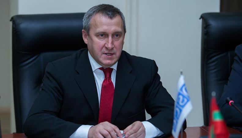 Анатолий Дещица, бывший исполняющий обязанности главы МИД Украины