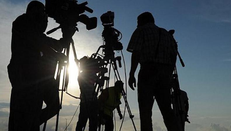 задержанные российские журналисты на Украине