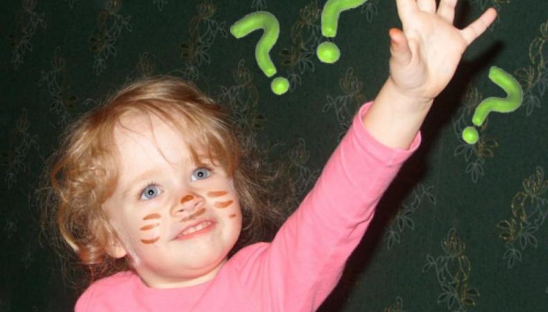 Ученые составили список самых распространенных детских «почему»