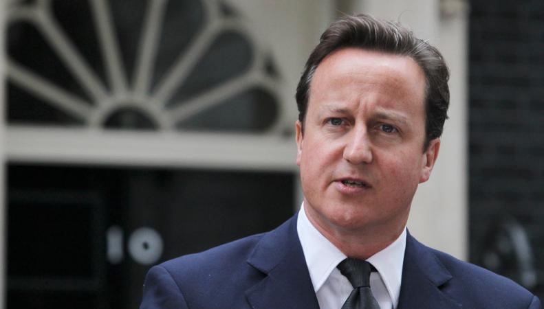 Дэвид Кэмерон: рынок недвижимости Великобритании перегрет