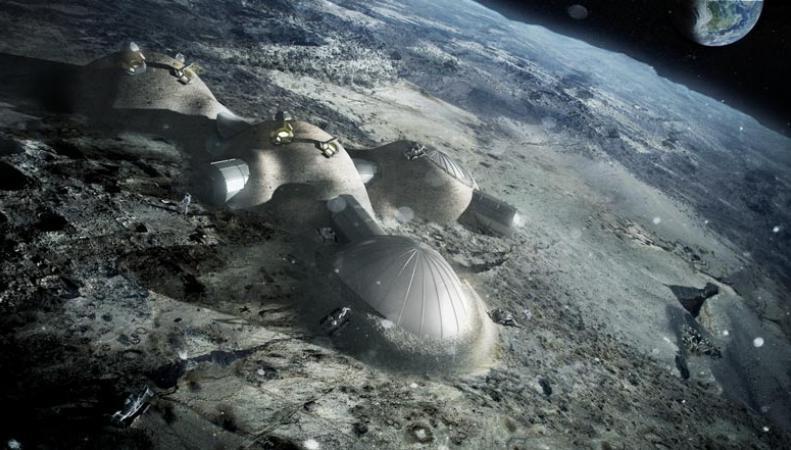 Средства на британский лунный модуль соберут в интернете